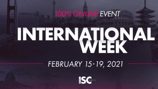 Resultado de imagem para isc paris international week